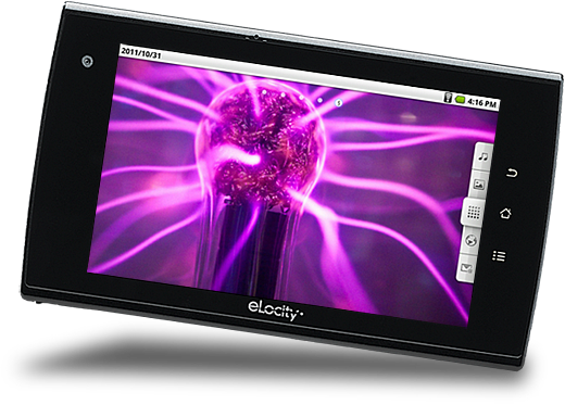 eLocity A7+ Internet Tablet