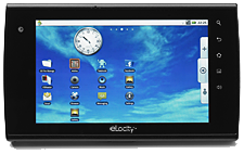 the A7 Internet Tablet